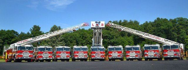 Nashua Fire Trucks