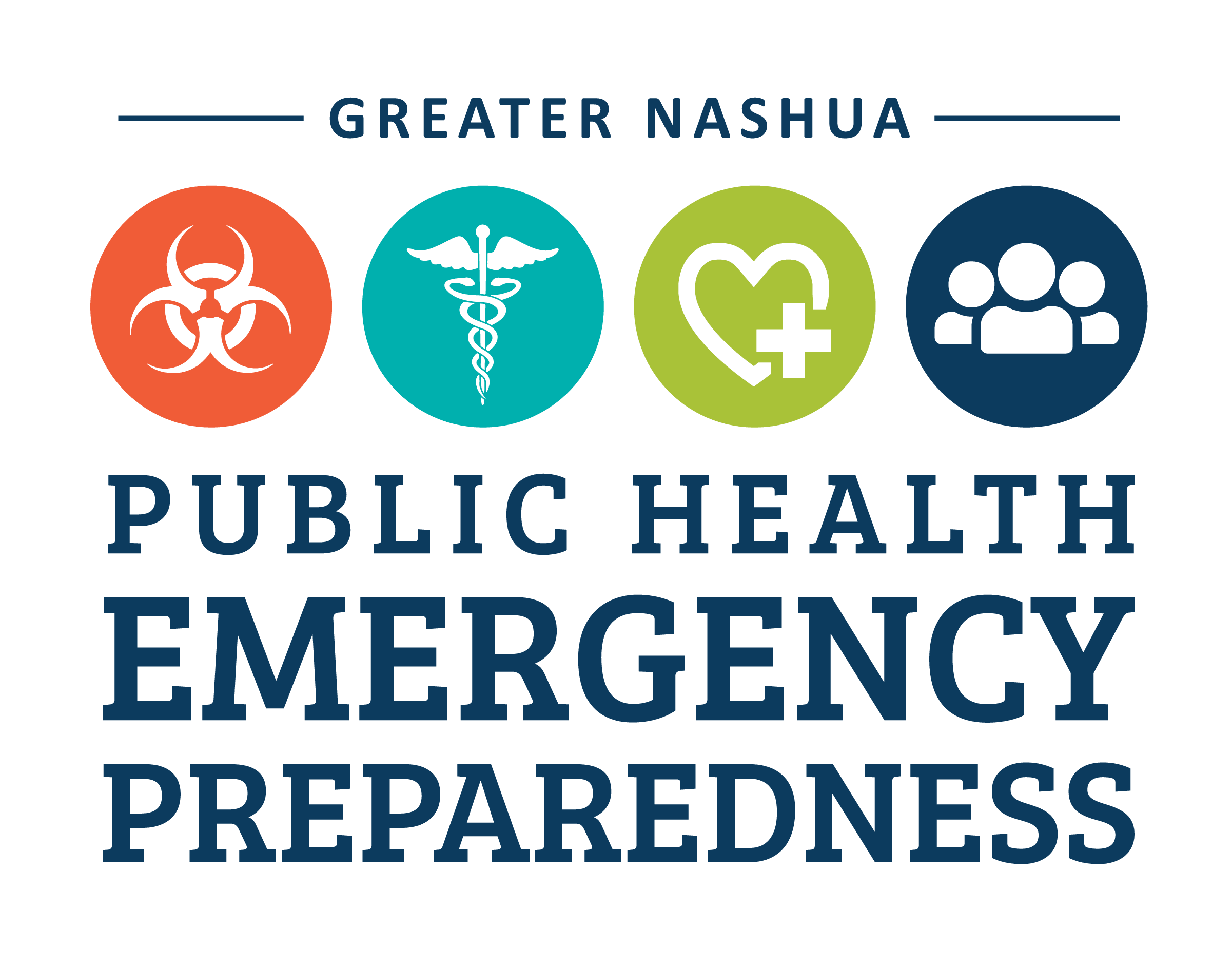 Greater Nashua Public Health Emergency Preparedness Logo