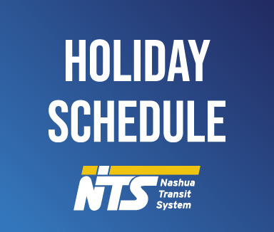 NTS Holiday Schedule
