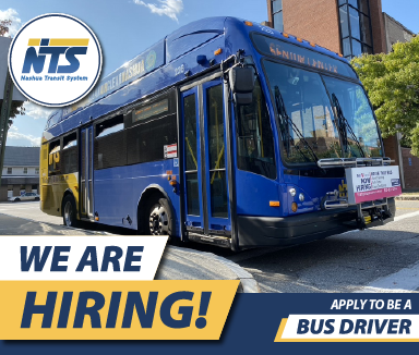 NTS is Hiring Bus Drivers!
