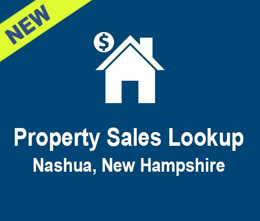 New Property Sales Lookup