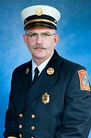 Image of the assistant fire chief