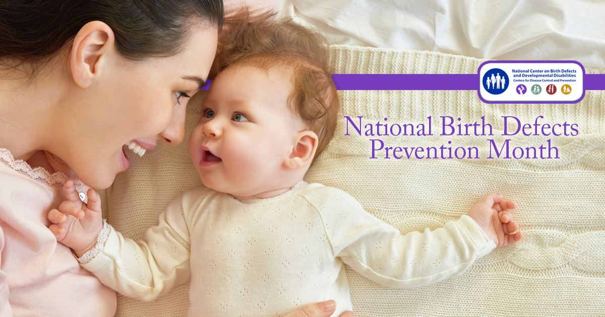 birth defects prevention