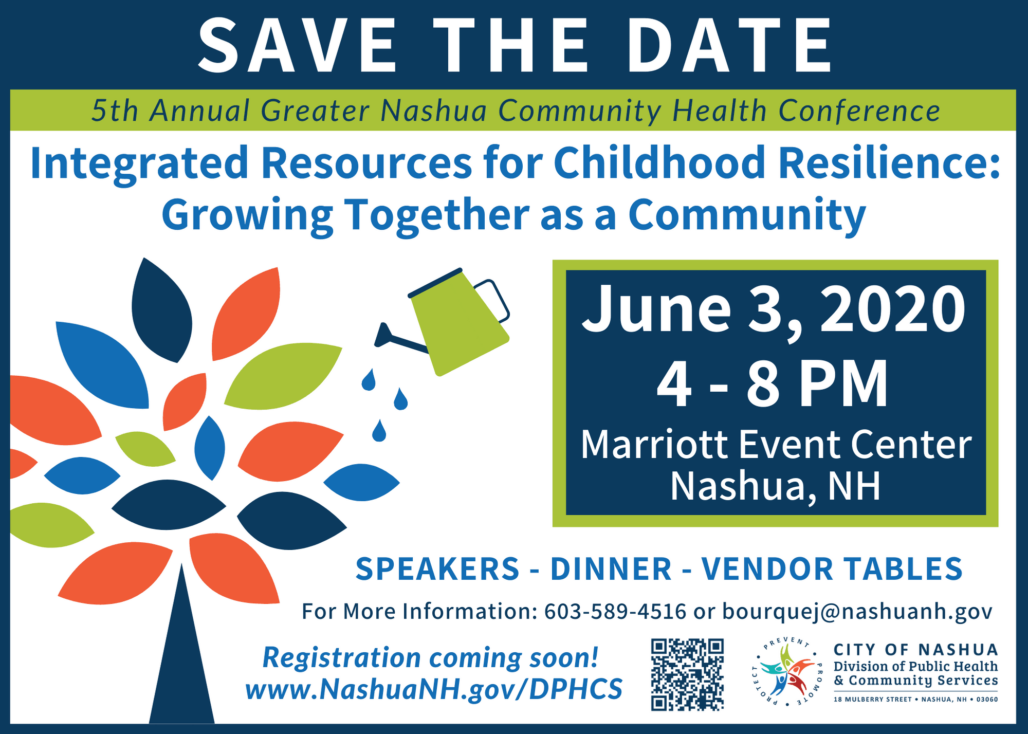2020 CHD Conf Save the Date