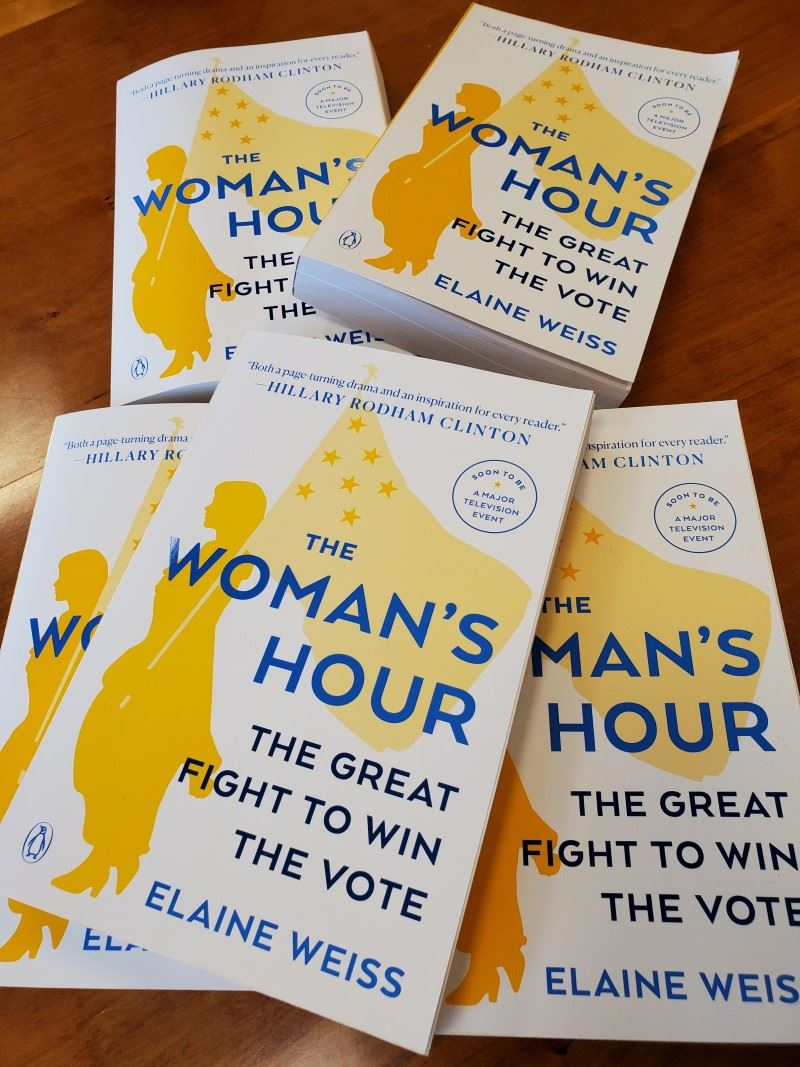 Book Club - The Womans Hour Aug 2020