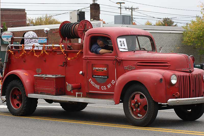 Firehouse Engine